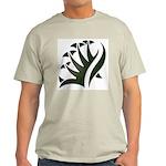 Tribal Frond Light T-Shirt