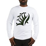 Tribal Frond Long Sleeve T-Shirt