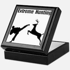 Extreme Hunting Keepsake Box