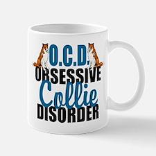 Funny Collie Mug
