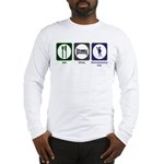 Eat - Sleep - Ren Fair Long Sleeve T-Shirt