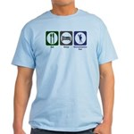 Eat - Sleep - Ren Fair Light T-Shirt