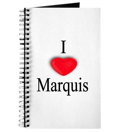 Marquis Journal