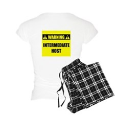 WARNING: Intermediate Host pajamas
