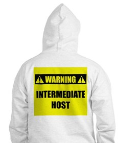 WARNING: Intermediate Host Hoodie