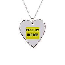 WARNING: Vector Necklace