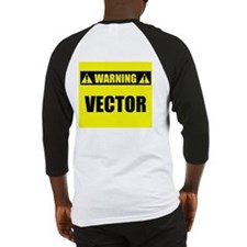 WARNING: Vector Baseball Jersey