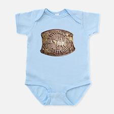 WY Centennial Infant Bodysuit