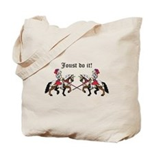 Joust Do It Tote Bag