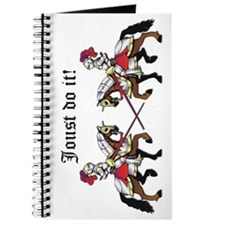 Joust Do It Journal