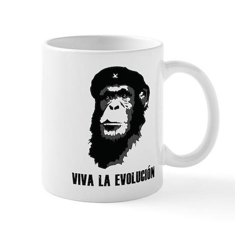 Viva La Evolution Mug