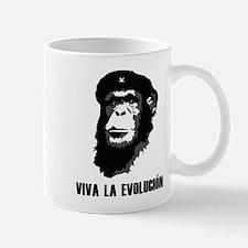 Viva La Evolution Small Mugs