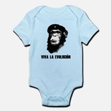 Viva La Evolution Infant Bodysuit