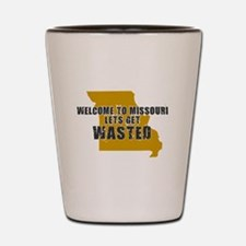 MISSOURI SHIRT ST. LOUIS SHIR Shot Glass
