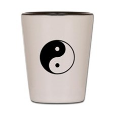 TOP SELLER YIN AND YANG SHIRT Shot Glass