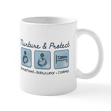 Nurture and Protect Mugs