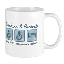 Nurture and Protect Mugs