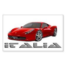 Ferrari Italia Decal