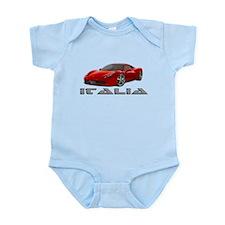 Ferrari Italia Infant Bodysuit