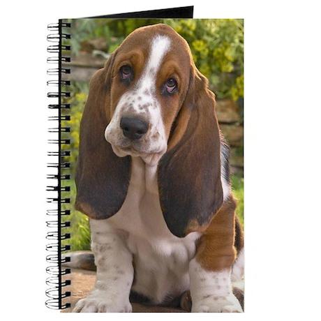 BASSET HOUND PUPPY Journal