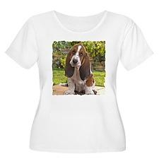 BASSET HOUND PUPPY T-Shirt