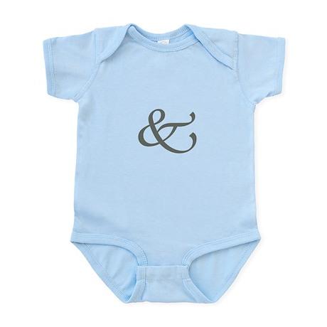 Ampersand And . . .? Infant Bodysuit
