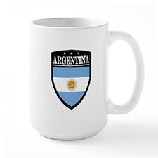 Argentina Flag Patch Mug