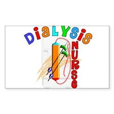 Dialysis Decal