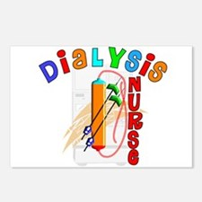 Dialysis Postcards (Package of 8)