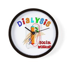 Dialysis Wall Clock