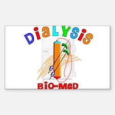 Dialysis Decal