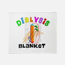 Dialysis Throw Blanket