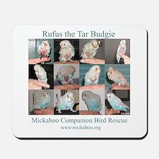 Rufus Tapestry Mousepad