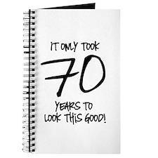 70 Looks Good Journal