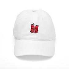 Husker Football Blackshirt Baseball Cap