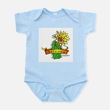 Arizona State Flower Infant Creeper