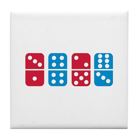 Domino Tile Coaster