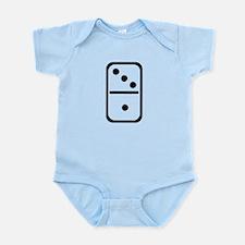 Domino Infant Bodysuit