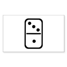 Domino Decal