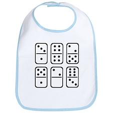 Dominos Bib