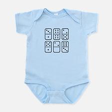 Dominos Infant Bodysuit