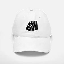 Domino Baseball Baseball Cap