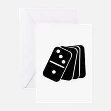 Domino Greeting Cards (Pk of 20)