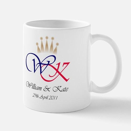 Unique Royal wedding Mug