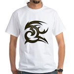 Tribal Gust White T-Shirt