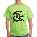 Tribal Gust Green T-Shirt