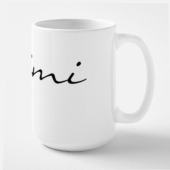 Mimi Simple Large Mug