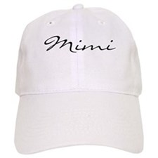 Mimi Simple Baseball Cap