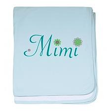 Spring Mimi baby blanket
