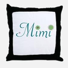 Spring Mimi Throw Pillow